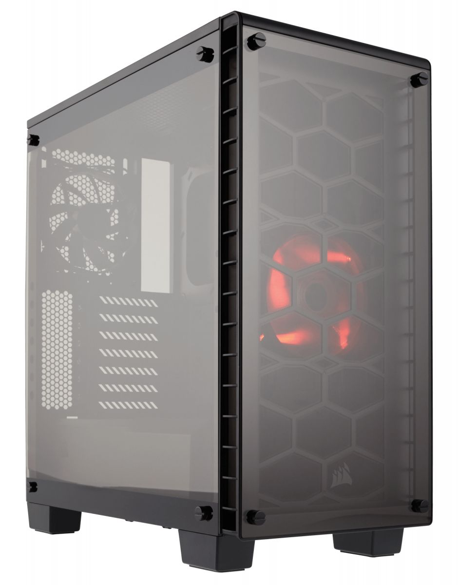 Corsair Crystal Series 460X Mid Tower Case CC-9011099-WW