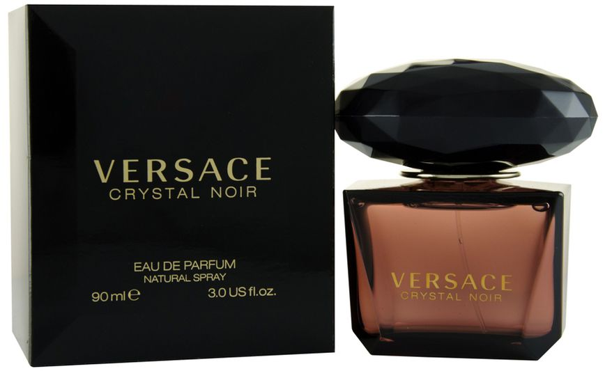 Crystal Noir by Versace for Women - Eau de Parfum- 90 ml