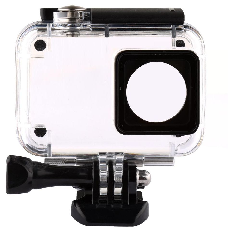 Diving Waterproof Protective Case for Xiaomi YI 4K Action Camera 2 Protective housing - Black