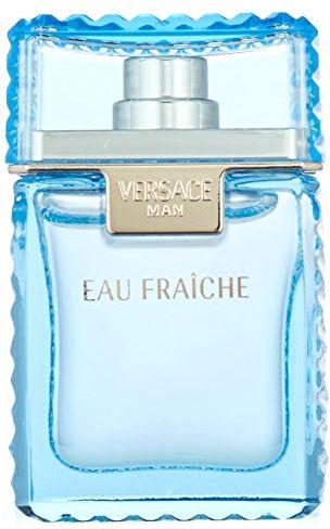 Eau Fraiche Miniture by Versace for Men - Eau de Toilette, 5 ml