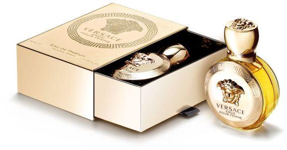 Eros Pour Femme by Versace for Women - Eau de Parfum, 50ml