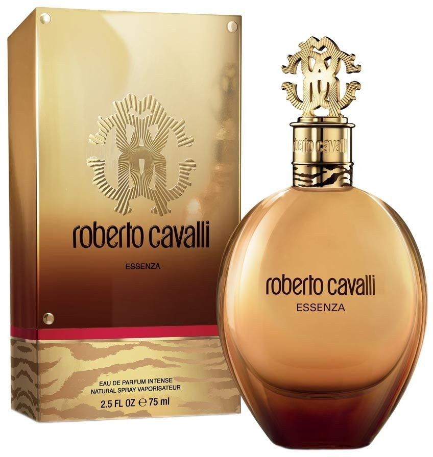 Essenza by Roberto Cavalli , Eau de Parfum for Women - 75ml