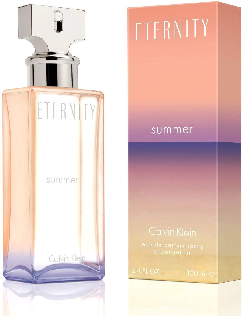 Eternity Summer 2015 by Calvin Klein for Women - Eau de Parfum, 100 ml