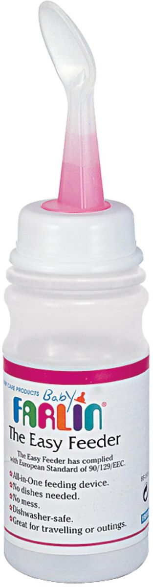 Feeding Bottle Plastic for Baby By Farlin , 180ml , BF-193A