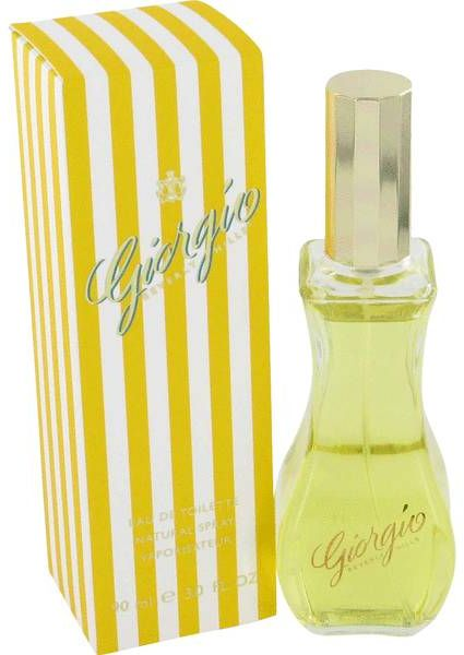 Giorgio Beverly Hills Eau de Toilette Perfume for Women , Women