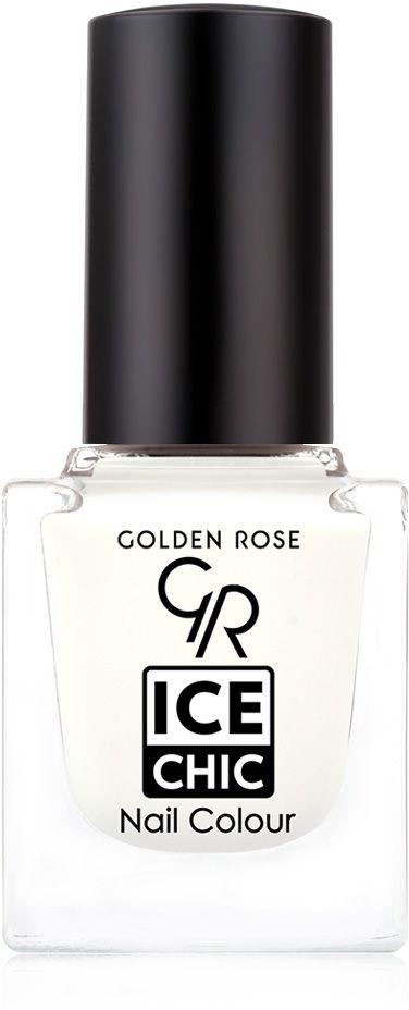 Golden Rose Ice Chic Nail Polish No. 04