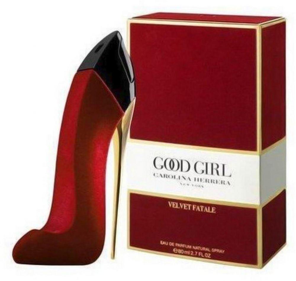Good Girl velvet fatale by Carolina Herrera 80ml EDP for Women