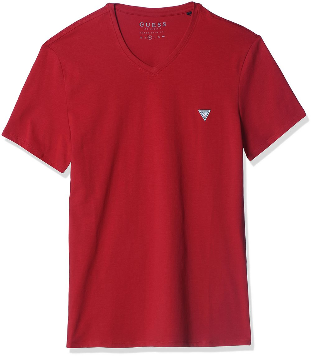 Guess Top For Men, Red - S
