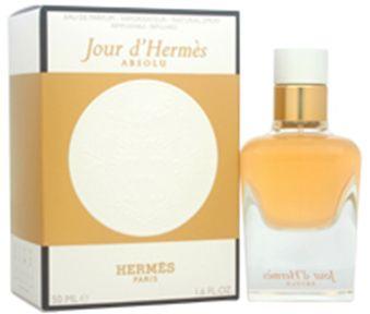 Jour d'Hermes Absolu by Hermes for Women - Eau de Parfum, 50ml