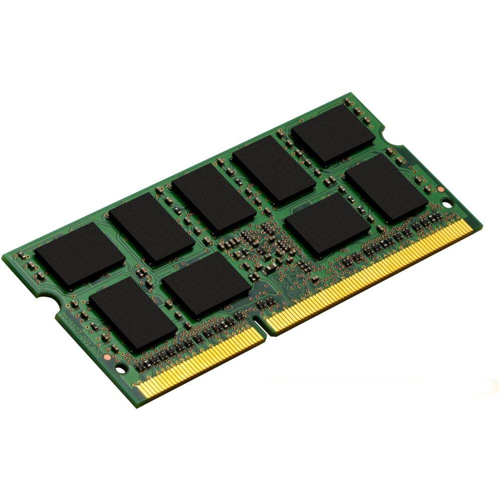 Kingston Technology ValueRAM 4GB 1600MHz DDR3L PC3-12800 ECC CL11 1.35V SODIMM Notebook Memory KVR16LSE11/4