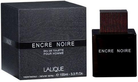 Lalique Encre Noire For Men - Eau De Toilette, 100 ml-