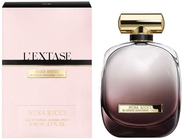 L'Extase By Nina Ricci For Women -Eau de Parfum, 80ml
