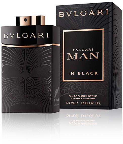 Man in Black by Bvlgari for Men - Eau de Parfum intense, 100ml