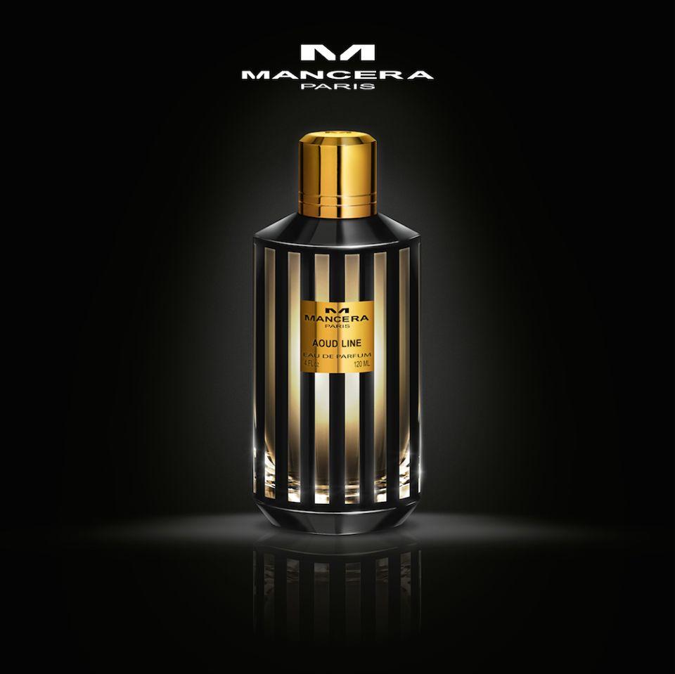 Mancera Aoud Line Eau de Parfum Unisex 120ml