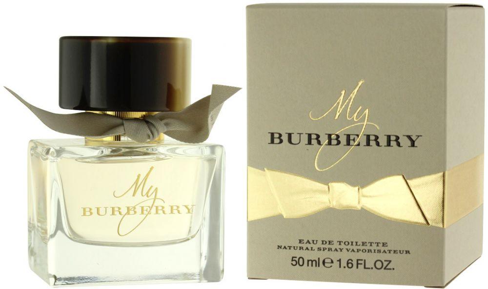 My Burberry by Burberry for Women, 50ml - Eau de Toilette