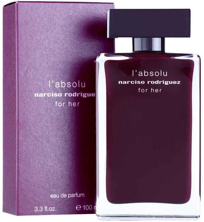 Narciso Rodriguez L'absolu Eau de Parfum - 100 ml