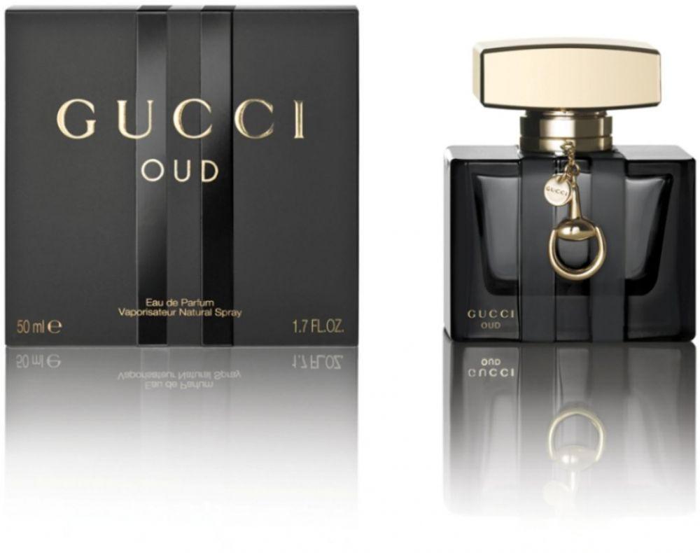 Oud by Gucci for Unisex - Eau de Parfum, 50ml