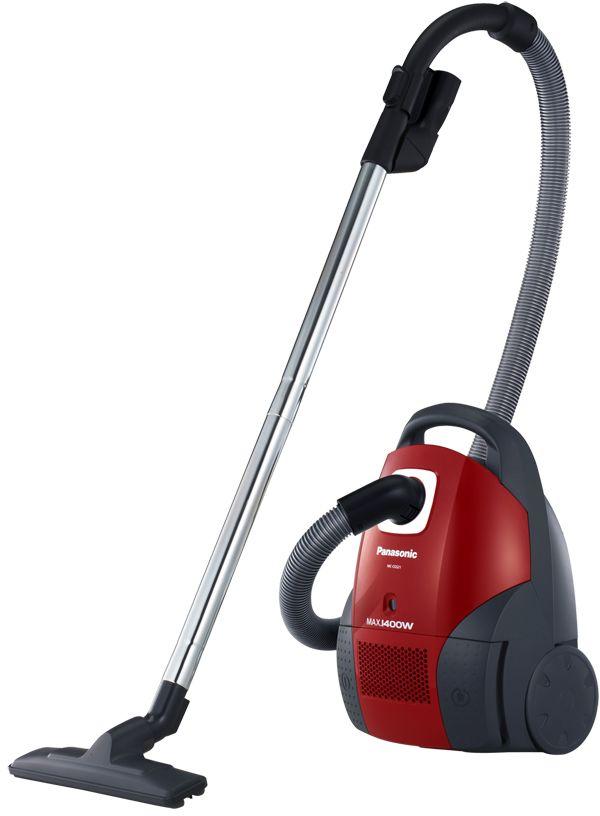 Panasonic MC CG521R747 Canister Vacuum Cleaner