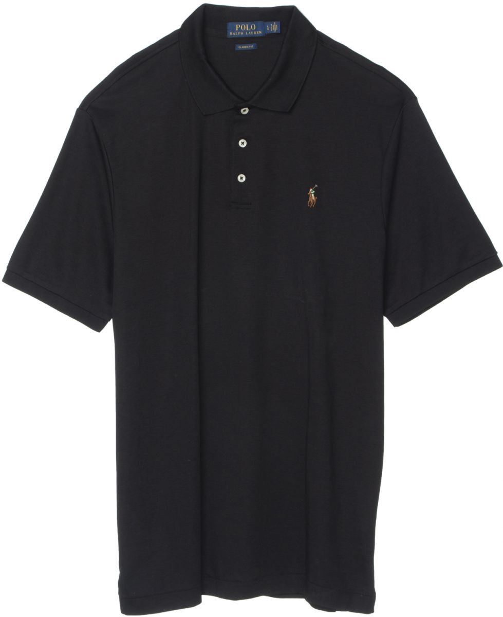 Polo Ralph Lauren Polo T-Shirt for Men - Black