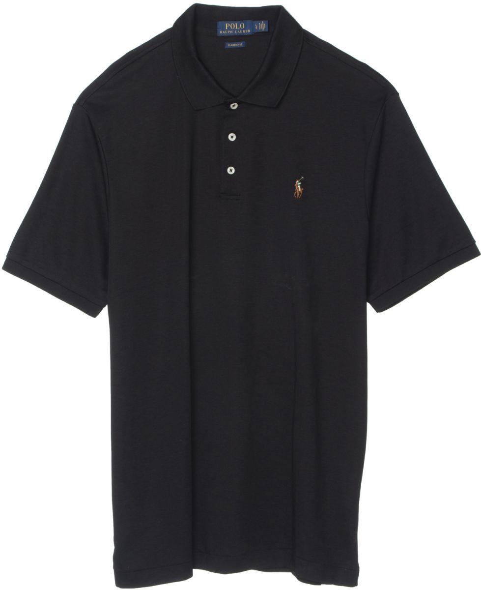 Polo Ralph Lauren Polo T-Shirt for Men - Black