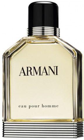 Pour Homme by Giorgio Armani for Men - Eau de Toilette, 100ml