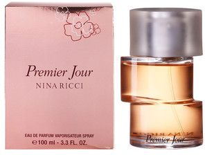 Premier Jour by Nina Ricci for Women - Eau de Parfum , 100ml