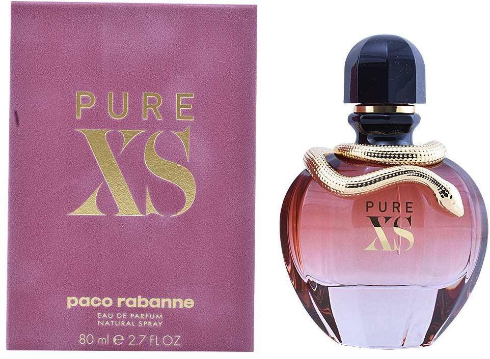 Pure XS eau de parfum for her 80 ml