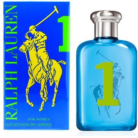 Ralph Lauren Big Pony 1 Eau de Toilette For men, 50ml