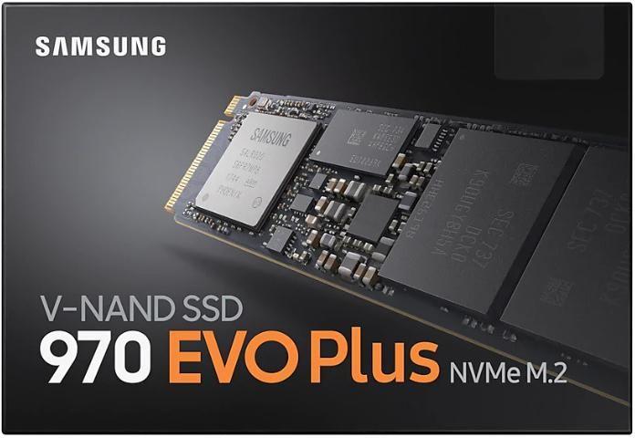 Samsung 970 EVO Plus 1TB M.2