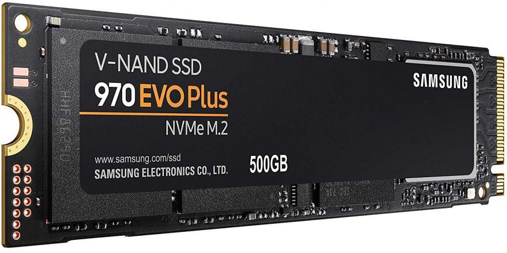 Samsung 970 EVO Plus 500GB M.2 PCIex4 NVMe Internal SSD