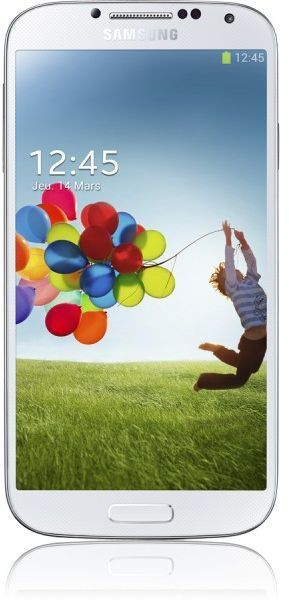 Samsung Galaxy S4 I9500 - 16GB, 3G+ wifi, White