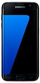 Samsung Galaxy S7 Edge Dual Sim - 32GB, 4GB RAM, 4G LTE, Black, 5.5 Inch