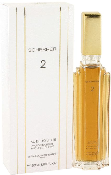 Scherrer Ii by Jean Louis Scherrer for Women - Eau de Toilette, 50ml