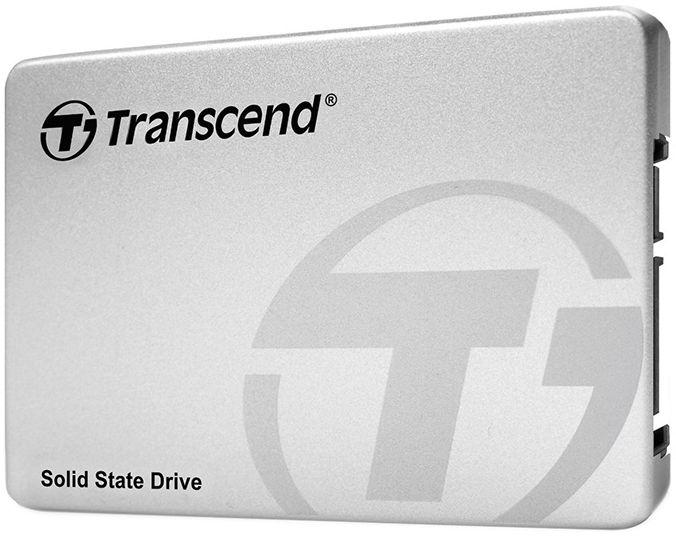 Transcend 480GB 2.5 Inch Inch Sata III Internal SSD, Silver