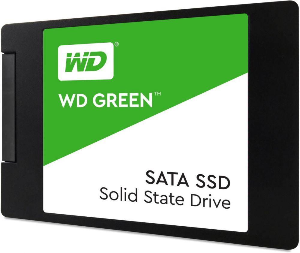 WD Green 240GB SATA III 6Gb,s 2.5 Inch 7mm Internal SSD -WDS240G2G0A