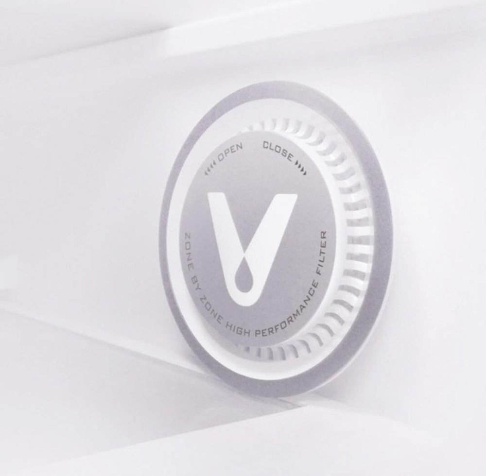 XIAOMI VIOMI Kitchen Refrigerator Air Purifier Household Ozone Sterilizing Deodor Device Flavor Filter Core