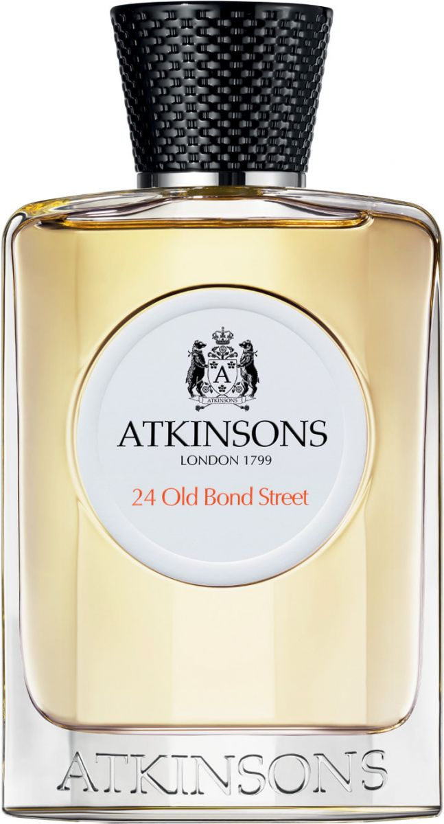 24 Old Bond Street by Atkinsons for Men - Eau de Cologne, 100ml
