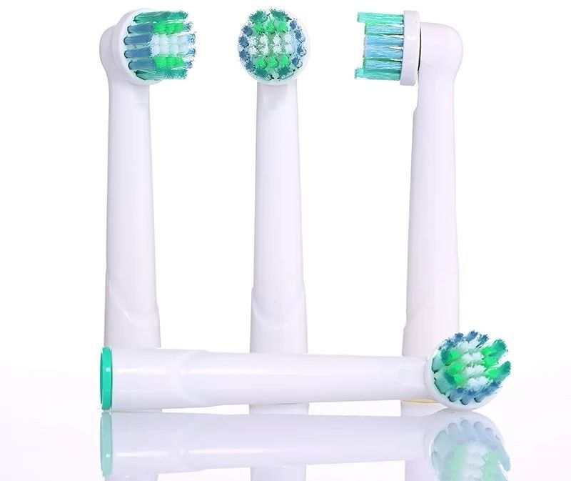 4 Electric ToothBrush Heads For Oral B Vitality brush Head Replacement Oral Hygiene Care