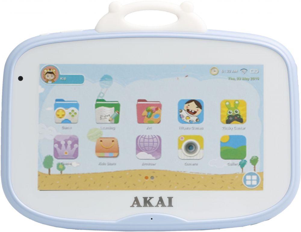 Akai Tablet 7' Ram 1G Memory 16G Battery 2500mAh - Blue
