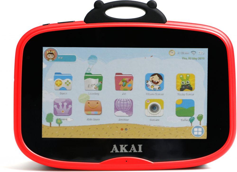 Akai Tablet 7' Ram 1G Memory 16G Battery 2500mAh - Red