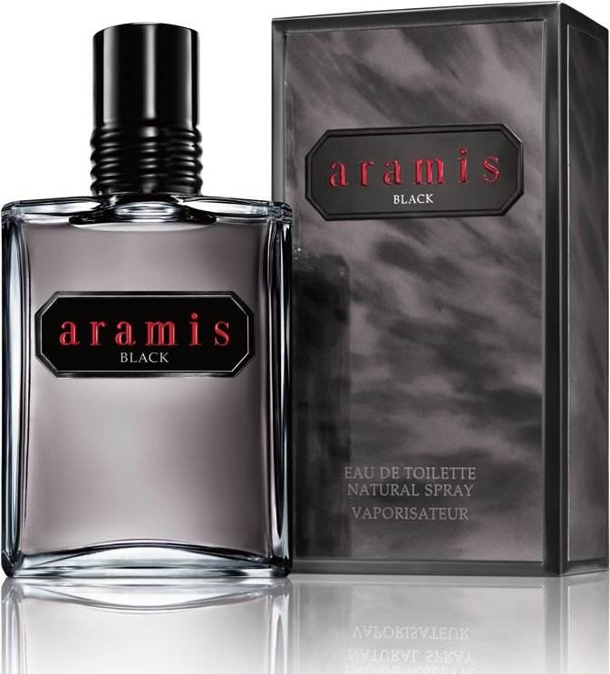 Aramis Black Eau De Toilette 110ml