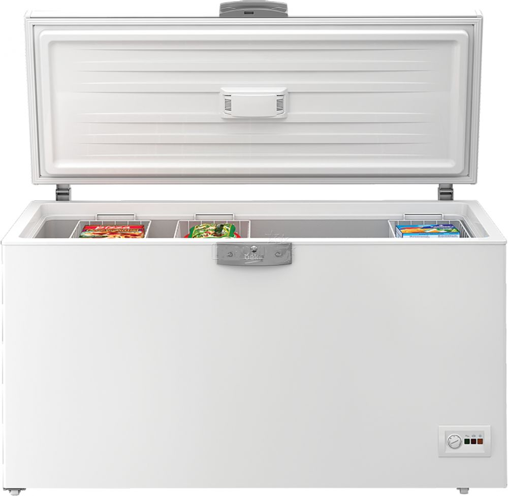 Beko Chest Freezer, 300 Ltr, White