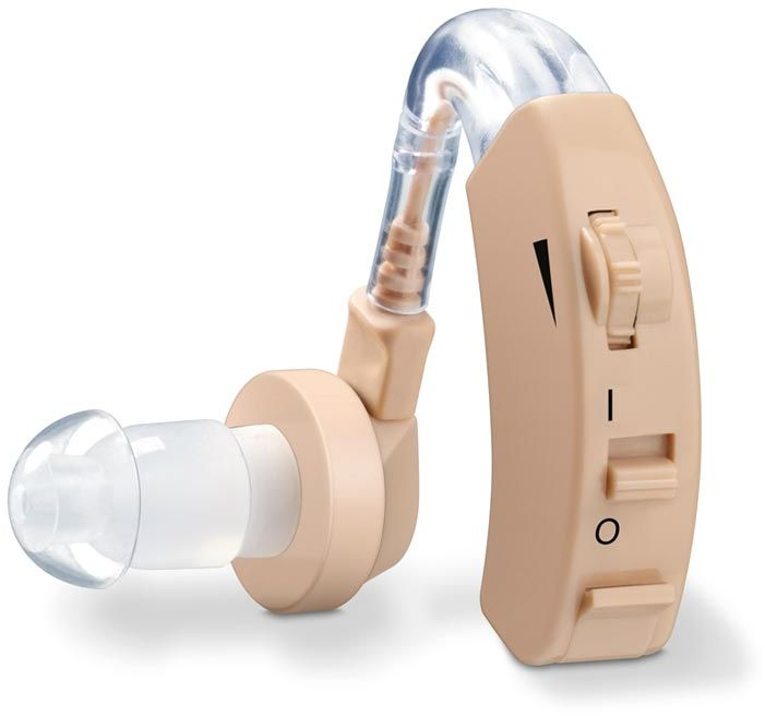Beurer HA 20 Hearing Aid (Cream)