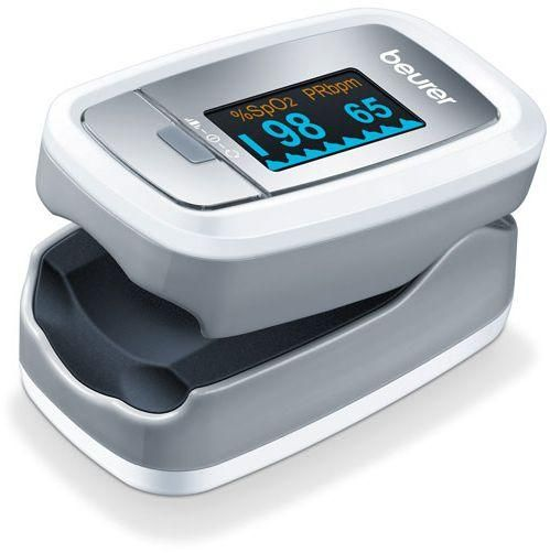 Beurer Pulse Oximeter with Heart Rate Monitor - Po30
