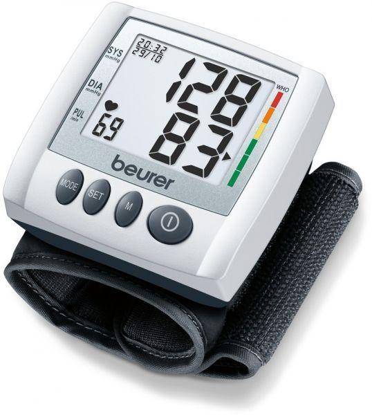 Beurer Wrist Blood Pressure Monitor, BC 30