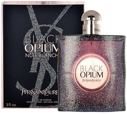 Black Opium Nuit Blanche by Yves Saint Laurent for Women - Eau de Parfum, 90 ml