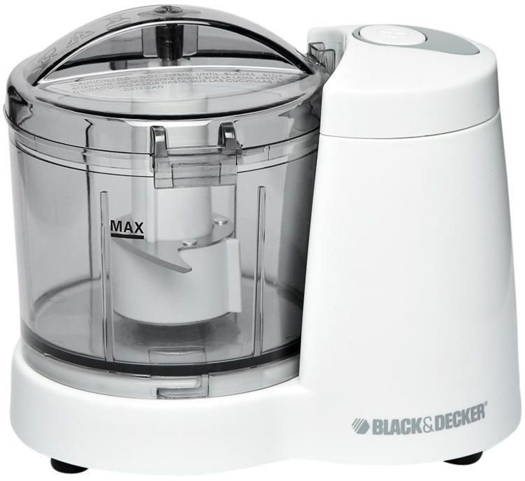 Black&Decker Mini Food Chopper - White, SC350
