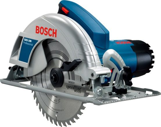 Bosch Corded Electric Saws and Cutters - GKS 190
