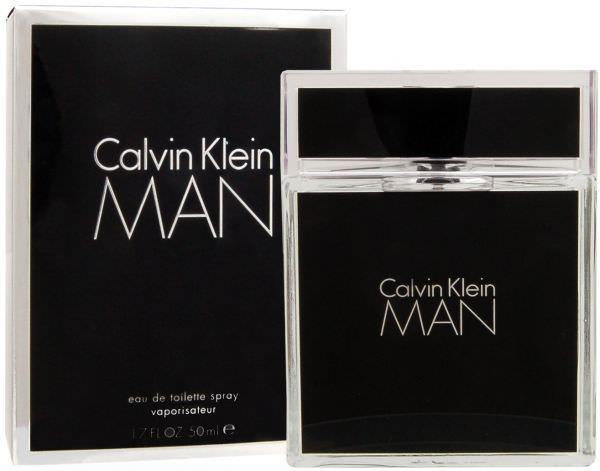 Calvin Klein Man For Men - Eau de Toilette, 50ml