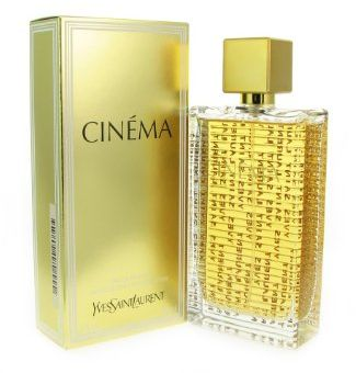 Cinema by Yves Saint Laurent for Women - Eau de Parfum, 50ml